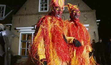 Hoe wordt Sinterklaas op het Wad gevierd?
