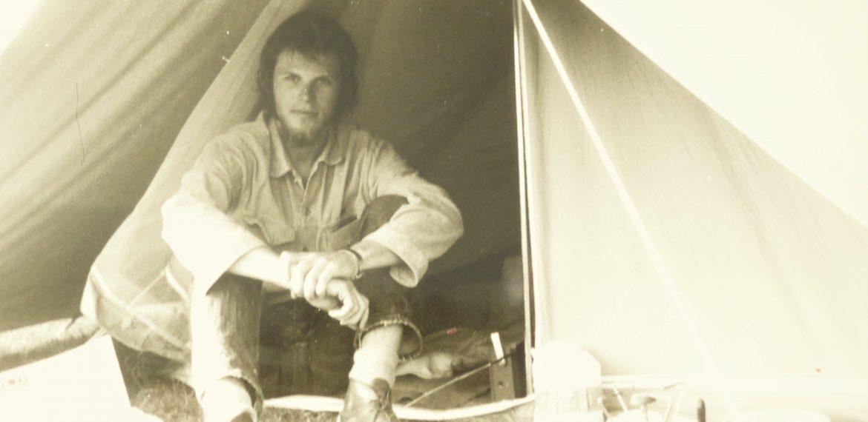 Hoe was kamperen in 1970 op Vlieland?