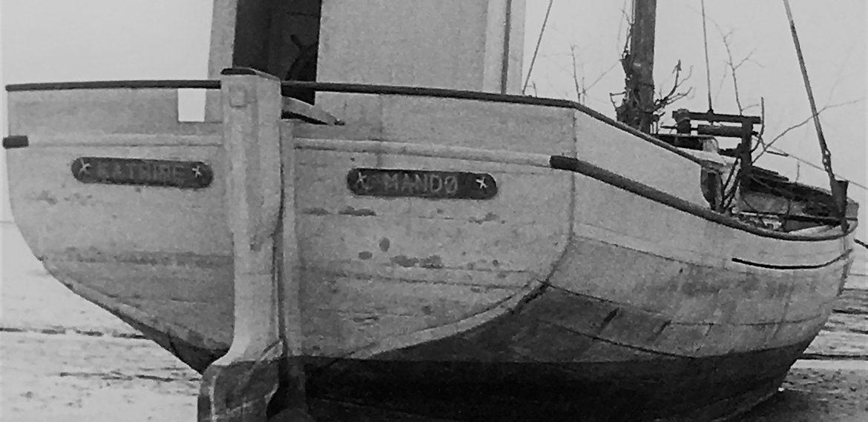 4. Op het Deense Wad:  Farvel Mandø